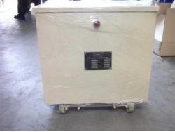 หม้อแปลง ลวดทองแดงแท้ 3 เฟส input 380 output 200 VAC รับประกัน 1 ปี
