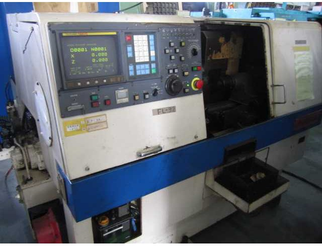 cnc lathe tsugami Model: FL-32 Year: 1990