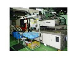 เครื่องฉีดพลาสติก 350 ตัน Plastic Injection Meiki M-350C-DF-Sj