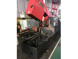 """Amada"" Cnc Band Saw Model  HFA 400 CNC Year 2002"