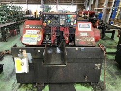 "Amada"" Band Saw Model HFA 250 Year 1995"
