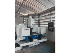 "Okk"" Nc Milling Year  1990 Model  MHA 450V Control Mitsubishi Meldas320M Work table size: 1,200x450 mm"