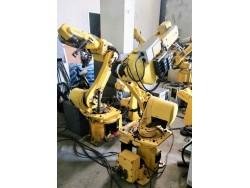 "Fanuc"" Robot M-6i Year 1996 System R-J2"
