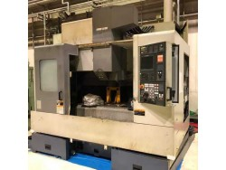"""Mori Seiki"" Machining Center  Year  2000 Model  SV-503B/40 Controller  MSG-501 Work table size  1,320x600 mm"