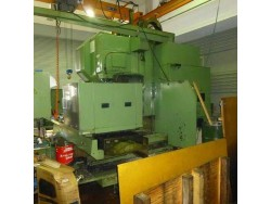"""Okk"" Cnc Machining Center Model  MCV820 Year 1989 Control  OKK Mitsubishi (meldas330M) Work table size  2,000x820 mm"