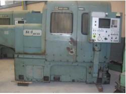 เครื่องกลึงCNC MORI SEIKI SL-3 คอนโทรล FANUC 10T พร้อมใช้ ชมรอก-โฟล์คลิฟท์-เครื่องจักรนับ1,000รายการจากญี่ปุ่นWWW.PAHOLGROUP.COM
