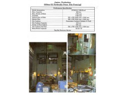 press machine amino 300ton