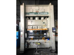 Used press machine 200 Ton