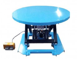 ขาย Electric Rund Lift Table